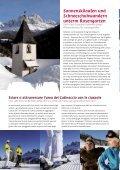Catalogo alloggi - Tiers am Rosengarten - Seite 6