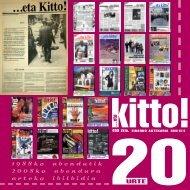 659 zenbakia - Eta Kitto!