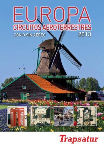 CIRCUITOS AEROTERRESTRES - Trapsatur