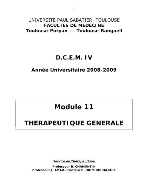 Calendrier Universitaire Paul Sabatier.Universite Paul Sabatier Toulouse Faculta C S De