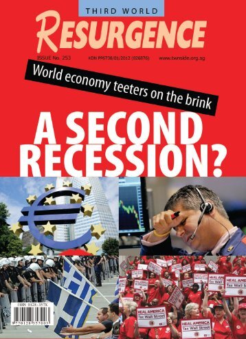 The Greek and eurozone turmoil: A crisis with deep roots