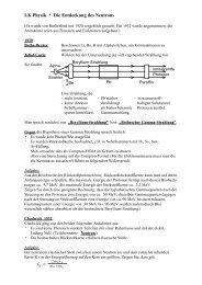 LK Physik * Die Entdeckung des Neutrons