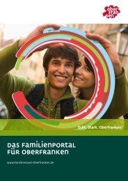 das Familienportal für Oberfranken - Familienland Oberfranken