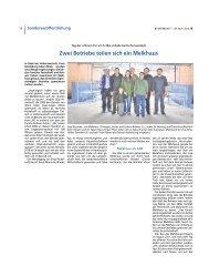 Bericht im Bauernblatt vom 28.April 2012 - DeLaval