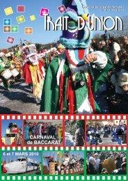 n°22 - Mars 2010 - Baccarat