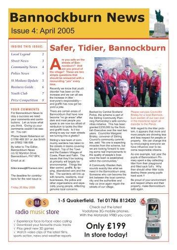 Download - Bannockburn Community Website