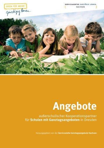 Angebote - Ganztägig Lernen - Sachsen