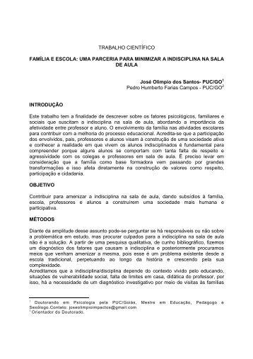 José Olimpio dos Santos 2 - Futuro Eventos