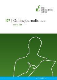 Leseprobe 107 - Freie Journalistenschule