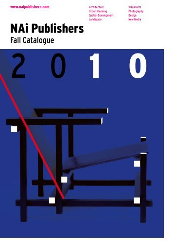 NAi Publishers Fall Catalogue 2010 - NAi Uitgevers