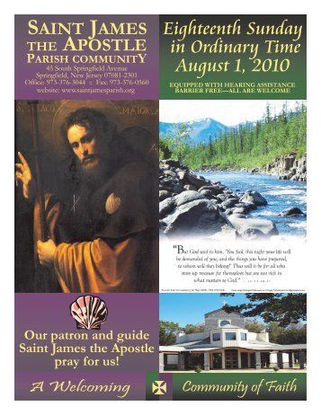 LPI Bulletin 04-0705 August 1 2010.pdf - Saint James the Apostle ...