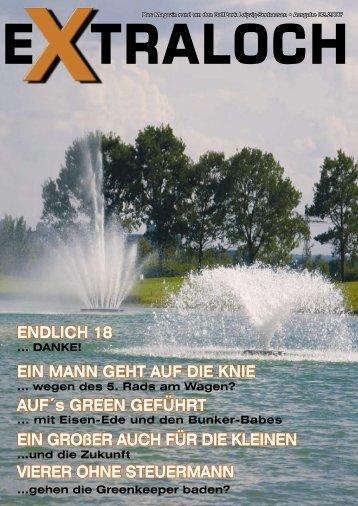 VIERER OHNE STEUERMANN EIN MANN GEHT ... - GolfPark Leipzig