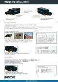 SANTEC VTC-8000 Kameraserie - santec-video.de - Seite 2