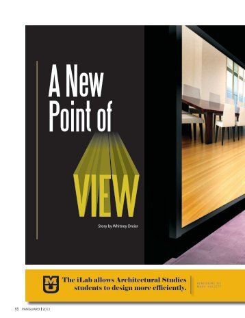 ILAB: A New Point of View - University of Missouri