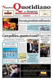 Scovata prostituta milionaria - Andrea Speziali