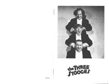 The Three Stooges Manual - Virtual Apple