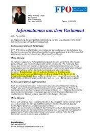 Ausgabe Info Nr. 1109 - FPÖ Steiermark