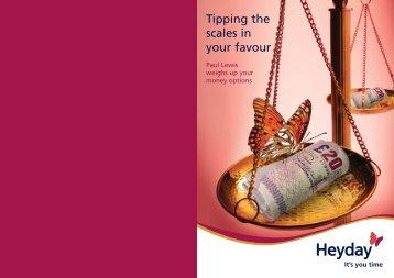 Money Matters - Paul Lewis front page
