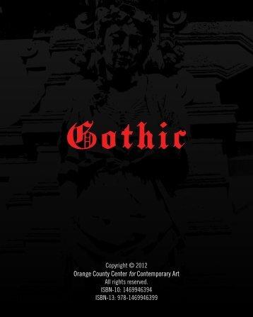 Gothic - Orange County Center for Contemporary Art