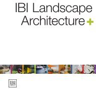 IBI Group is the global designer of local communities. We are ...