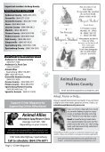 Animal Rescue Pickens County - Critter Magazine - Page 2