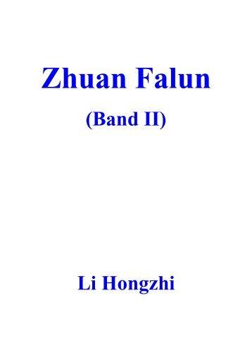 (Band II) Li Hongzhi