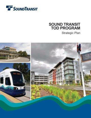 TOD Strategic Plan - Sound Transit