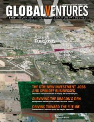 THE GTH: NEW INVESTMENT, JOBS AND SPIN-OFF BUSINESSES ...