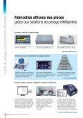 Pesage en industrie autom obile - METTLER TOLEDO - Page 6