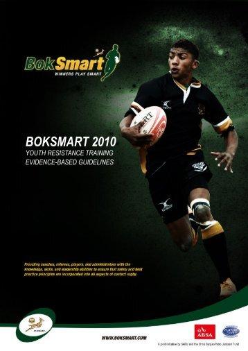 BokSmart 2010-Youth Resistance Training Evidence-Based ...