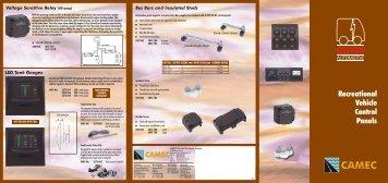 Voltage Sensitive Relay (90 amp) - Caravans Plus