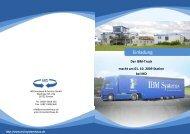 Die Veranstaltung - MD Hardware & Service GmbH