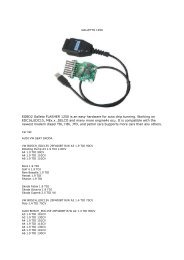 EOBD2 Galleto FLASHER 1250 is an easy hardware for ... - NKAAY