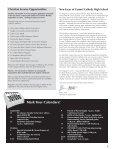 Volume 50, Issue 1 - Carmel Catholic High School - Page 5