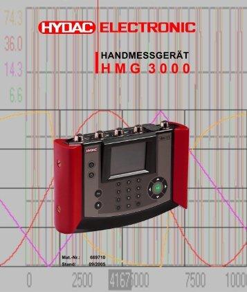 HMG 3000 - WiTec