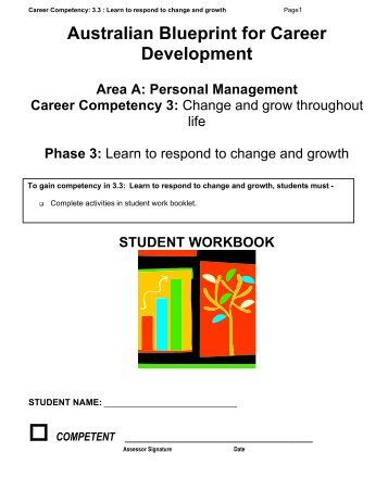 Area c 93 workbook blueprint australian blueprint for career learn to respond to change blueprint australian blueprint for malvernweather Gallery
