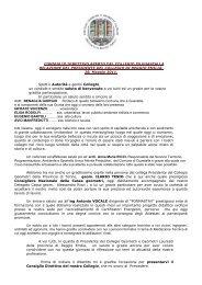 Relazione Presidente - Guastalla 28.05.2011 - Collegio dei ...