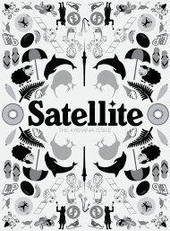 THE KIWIANA ISSUE - Satellite Magazine