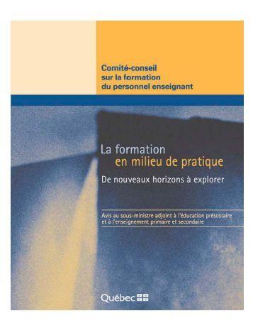 DOCUMENT DE TRAVAIL - Accueil
