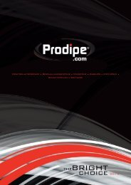 Prodipe Katalog - Sonic Sales