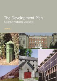 Chapter 2 The Development Plan Record of Protected Structures