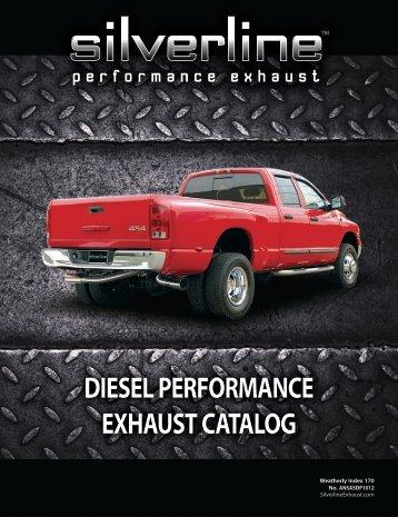 Silverline Diesel Exhaust Catalog - AP Exhaust