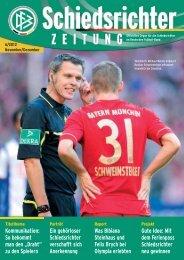 Die Schiedsrichter- Zeitung 6/2012