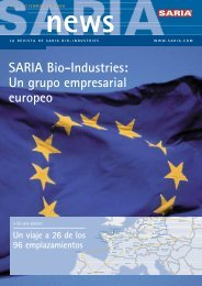 Saria Bio-Industries AG & Co. KG