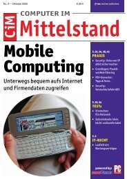 COMPUTER IM - MD Hardware & Service GmbH