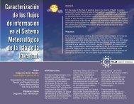 Caracterización de los flujos de información en el Sistema ...