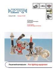 Katalog FA2005 - ZR Armaturen GmbH