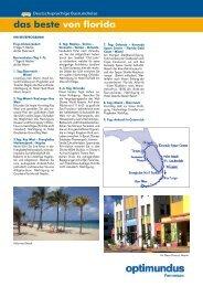 das beste von florida - OPTIMUNDUS.com