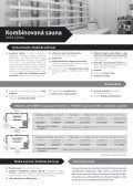 Finská sauna - Sauny Vital Trend - Page 3