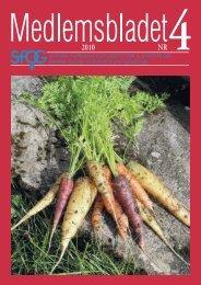 Medlemsblad 4 2010 - SFOG